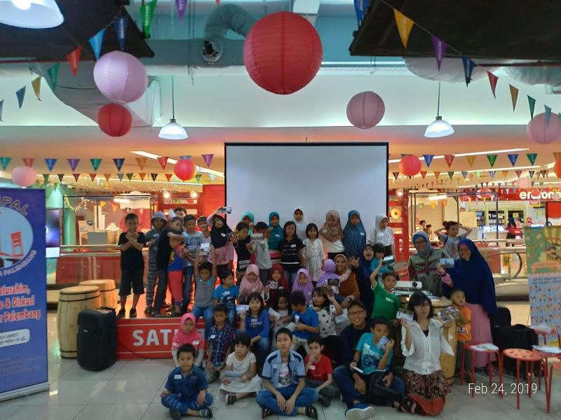 Mengenal Kartu Pos Bersama Playdate Palembang