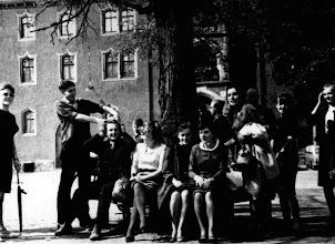 Photo: wrzesień 1964 r.  Miśnia,