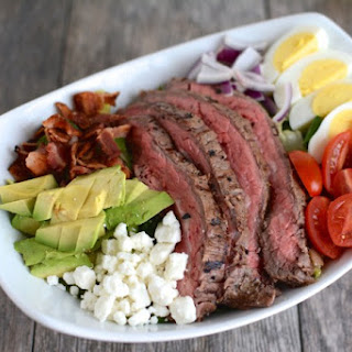 Steak Cobb Salad Recipes