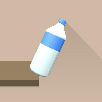 Bottle Flip 3D