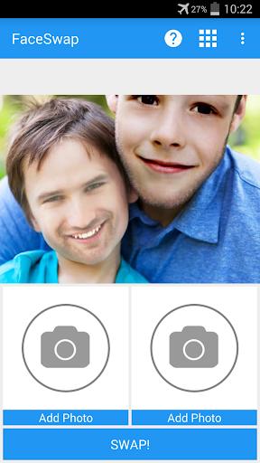 FaceSwap screenshot 1