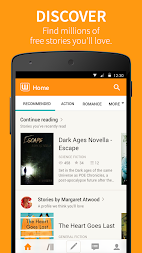 Wattpad  📖  Free Books APK screenshot thumbnail 1