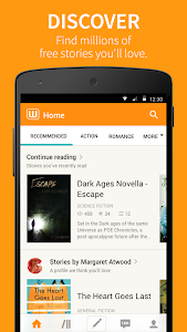 Wattpad 📖 Free Books 6 35 1 + (AdFree) APK for Android