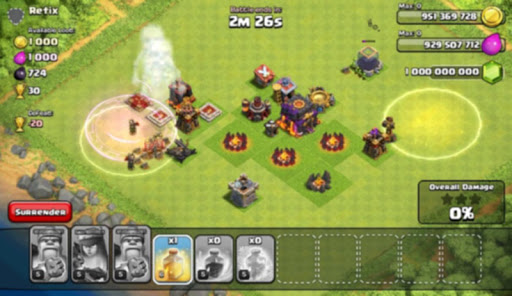Special Generate Gem For Clash of Clans Prank 1.0 screenshots 1