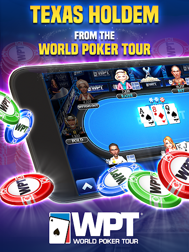 World Poker Tour - PlayWPT Free Texas Holdem Poker 20.1.10 screenshots 10
