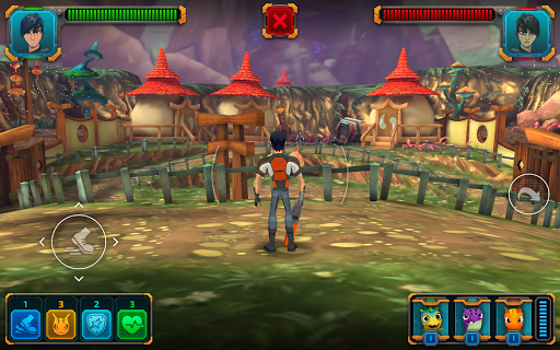 Slugterra: Dark Waters screenshot 6