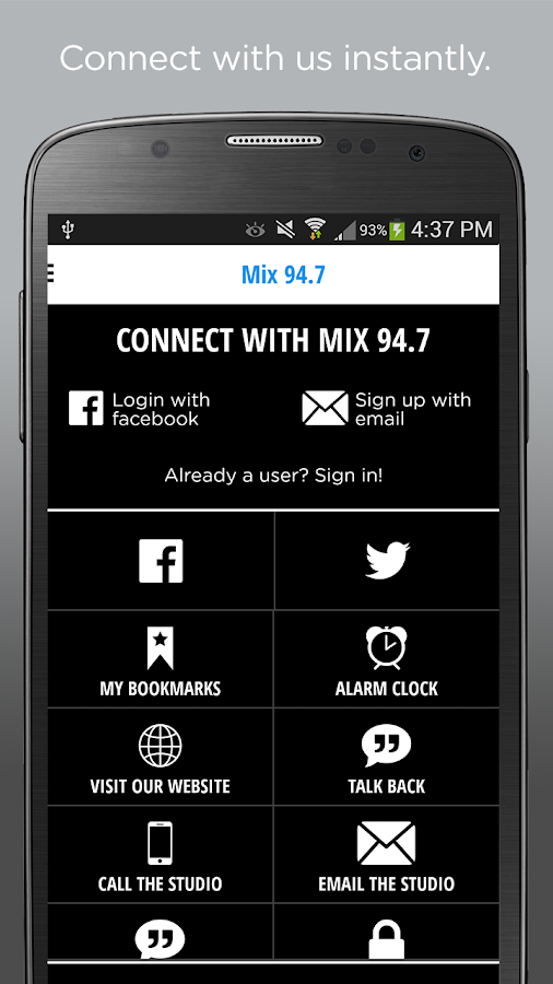 Mix 94.7 KAMX Austin- screenshot