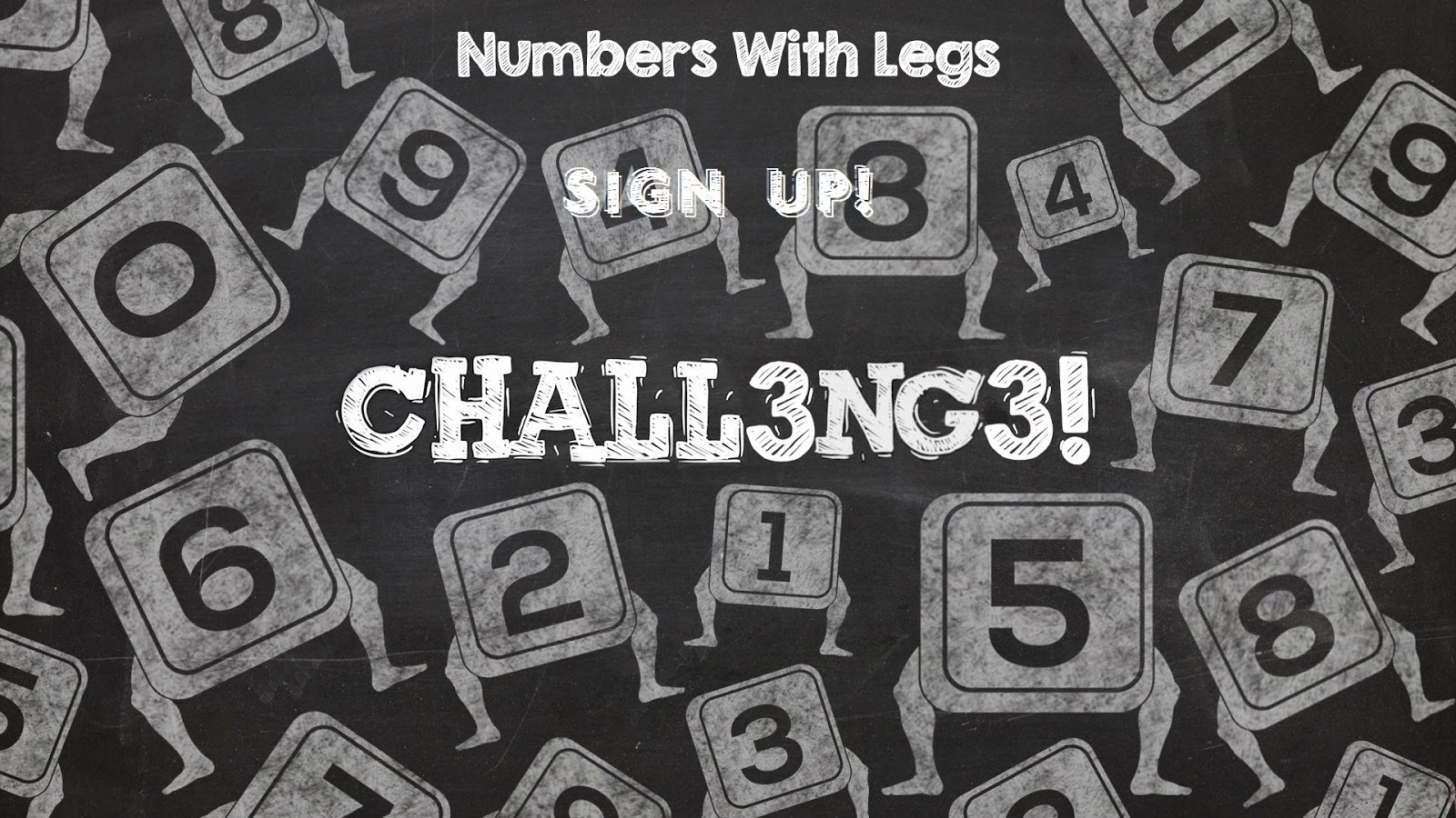 Numbers with Legs - Free- screenshot