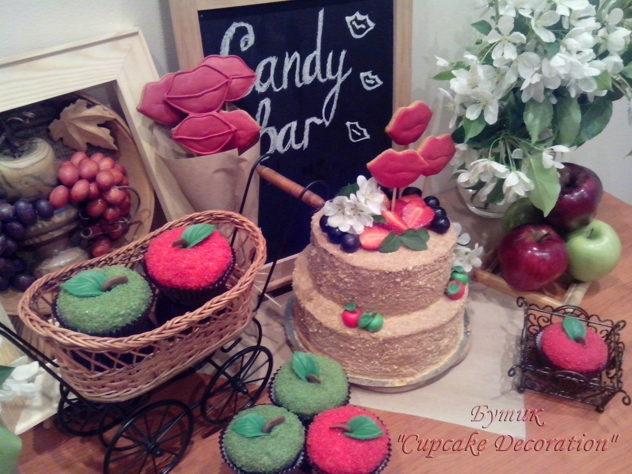 Cupcake Decoration в Челябинске