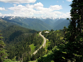 Photo: Hurricane Ridge