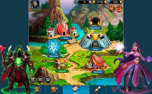 Хранители карт и магии 0.0.13 screenshots 1