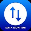 Data Usage Monitor: Data Manager, App data usage icon