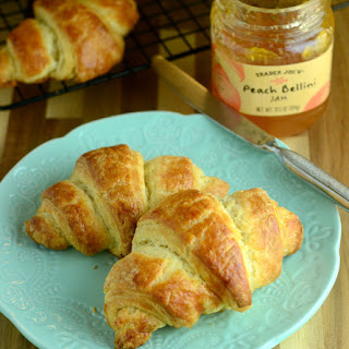 Easy Overnight Croissants From Scratch Recipe