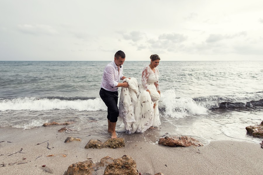 Fotógrafo de bodas Paul Galea (galea). Foto del 05.11.2018