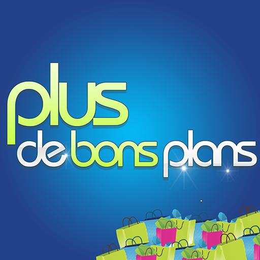 Plus De Bons Plans Icon