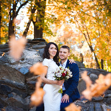 Wedding photographer Kseniya Molochkova (KsyMilk). Photo of 30.10.2015