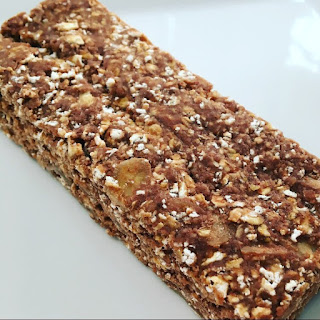 Chocolate & Almond Butter Protein Bars