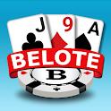 Belote Coinche Multiplayer icon