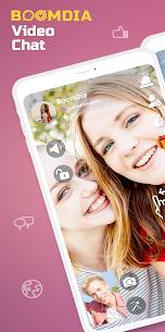 Boomdia Social Video Chat 1