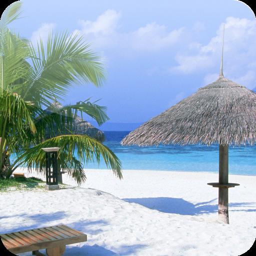 Beach Wallpapers for Chat 個人化 App LOGO-硬是要APP