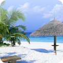 Beach Wallpapers for Chat icon