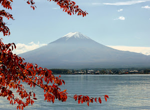 Photo: Best view of Mount Fuji and Lake Ashinoko (Hakone)