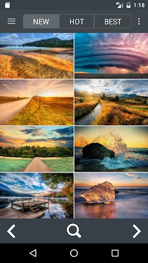 1,000,000 Wallpapers HD 4k(Best Theme App)  screenshots 6
