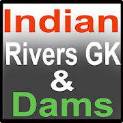 Indian Rivers GK and Dams of India Gk