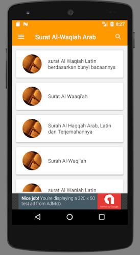 Surat Al Waqiah Arab Latin Dan Artinya Apk Apkpureai