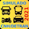 Simulado para CNH/DETRAN 2021 icon