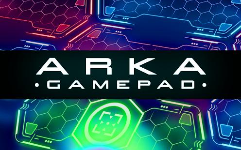 Download Arkagamepad For PC Windows and Mac apk screenshot 1