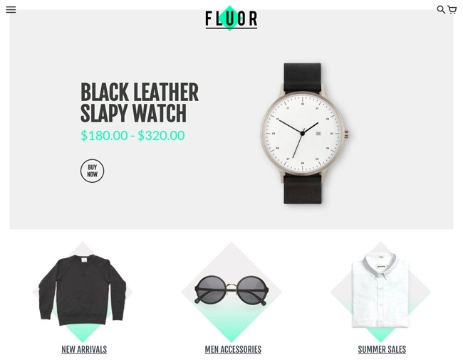 Colors - premium Shopify theme