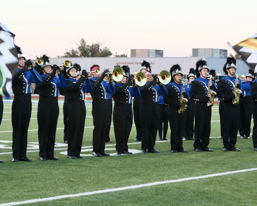 HHS vs Campus Band