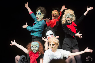 Photo: The Big Surprise - Theaterpädagogik an der HMT Rostock