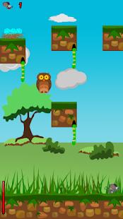 Feed'em-A flappy owl fun game! - náhled