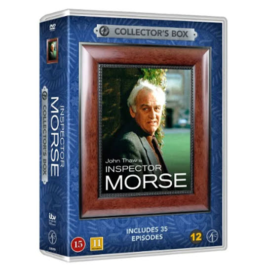 Inspector Morse: Collectors Box - Season 1-7