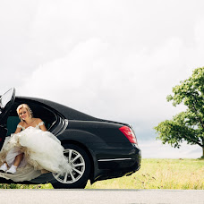 Wedding photographer Aleksandr Dymov (dymov). Photo of 13.10.2017