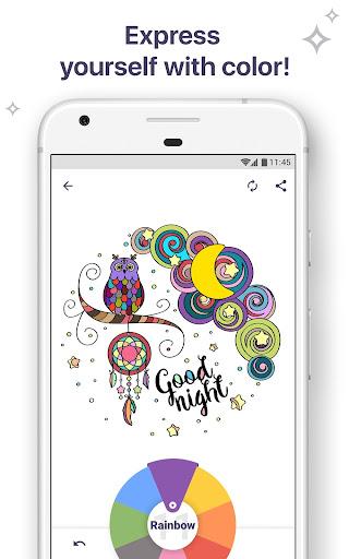 Coloring Book for Me & Mandala apk screenshot 7