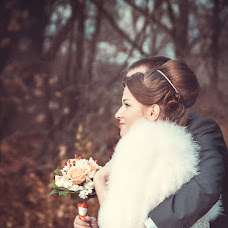Wedding photographer Evgeniya Chernyaeva (zhenya). Photo of 24.11.2013