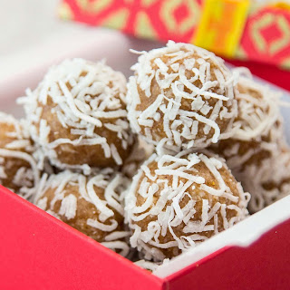 Coconut Date Ball Recipe