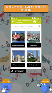 Cities Must Visited Guide - náhled