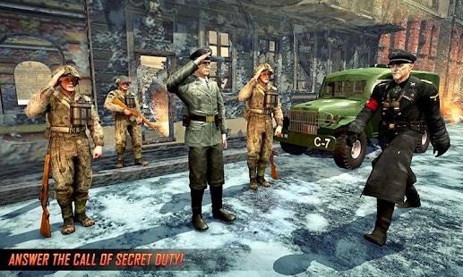 Call for War - Sniper Duty WW2 Battleground - náhled