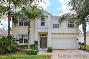 Orlando villa to rent, close to Disney, gated West Haven community, south-facing pool, games room