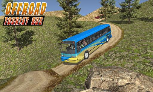 Uphill offroad bus driving sim 1.0.8 screenshots 8