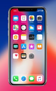 Theme for New iPhone X HD: ios 11 Skin Themes - náhled