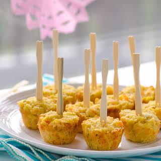 Light Shrimp Puffs.