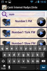 Canlı İnternet Radyo Dinle screenshot 4