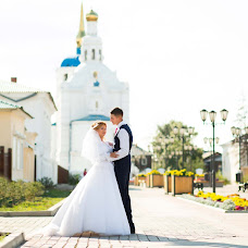 Wedding photographer Aleksandr Aleshkin (caxa). Photo of 07.10.2018