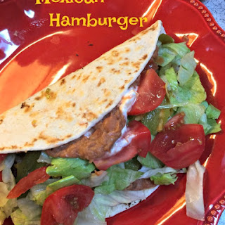 Mexican Hamburger Tortilla Recipes.