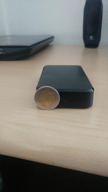 fronte telecamera spia